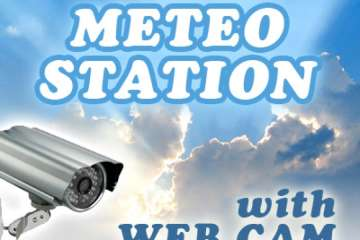 Meteo Station with Webcam