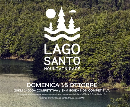 Lago Santo Mountain Race