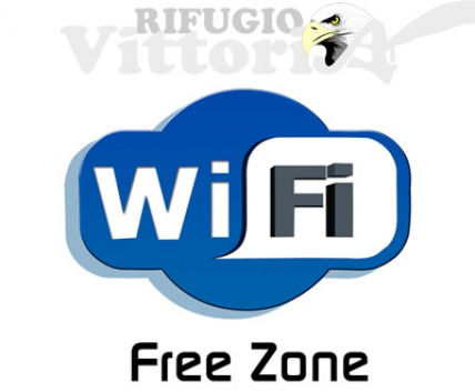 Free Wifi at the Vittoria Refuge